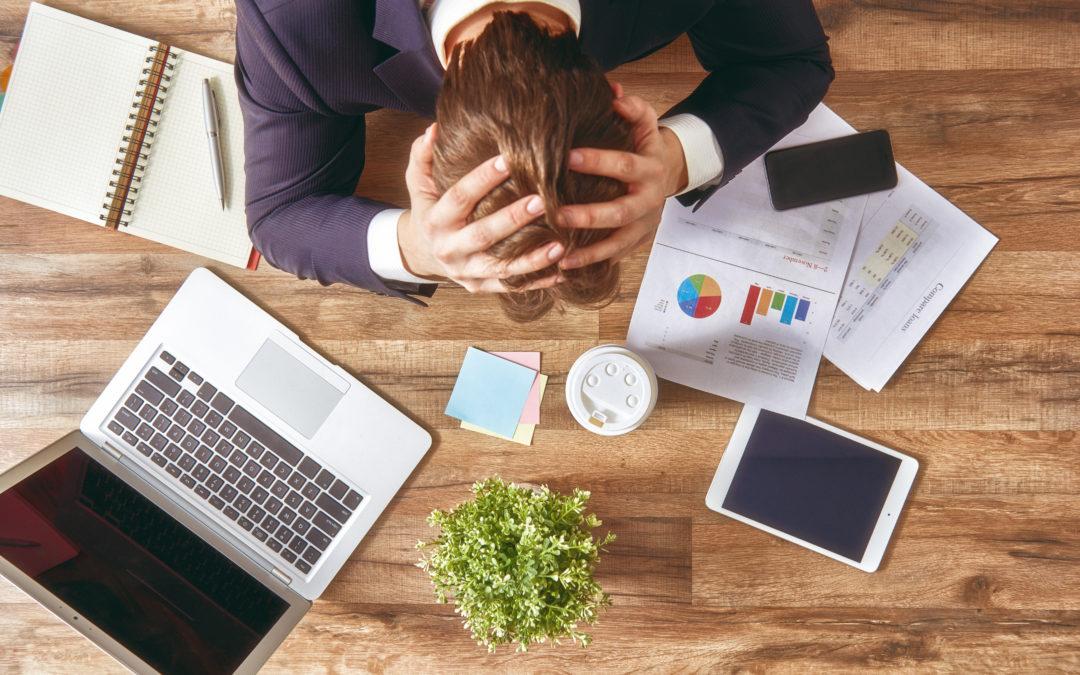 9 Gründe, warum Mitarbeiter im Job nicht weiter kommen!