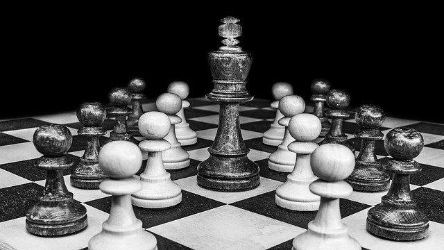 Schach Herausforderung Führungskraft